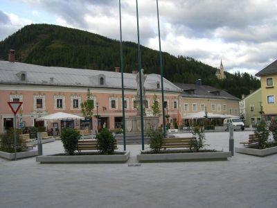 Tamsweg - Marktplatz5