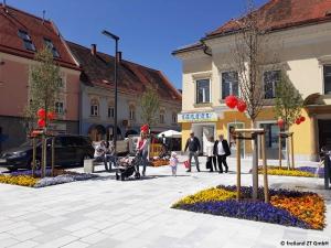Knittelfeld Hauptplatz