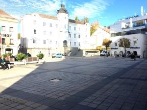 Grieskirchen - Hauptplatz